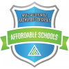 Affordable Schools Award Badge