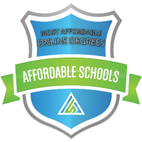 Affordable Online Degrees Badge