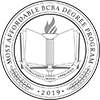 Most Affordable BCBA Program Badge