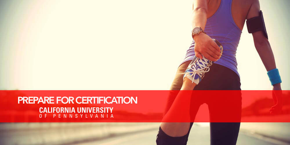 Exercise Science Graduate Certificate Programs Online