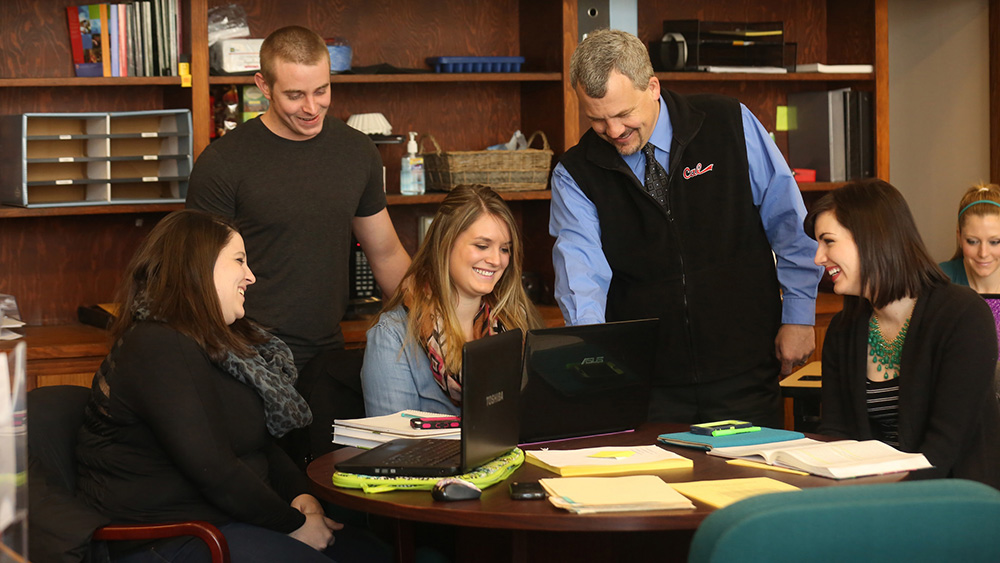 Student Success department at Cal U.