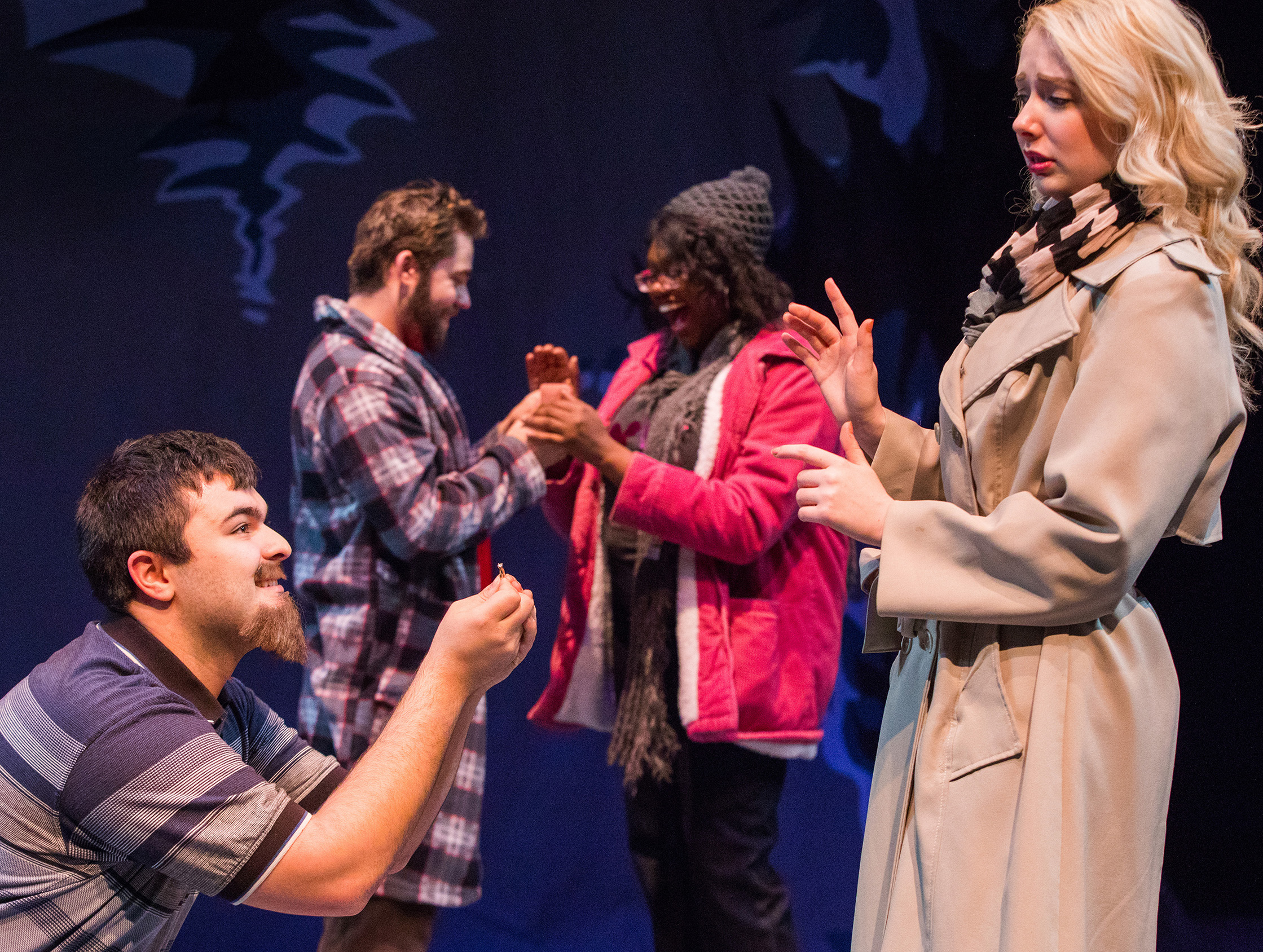 Scene from 'Almost, Maine'