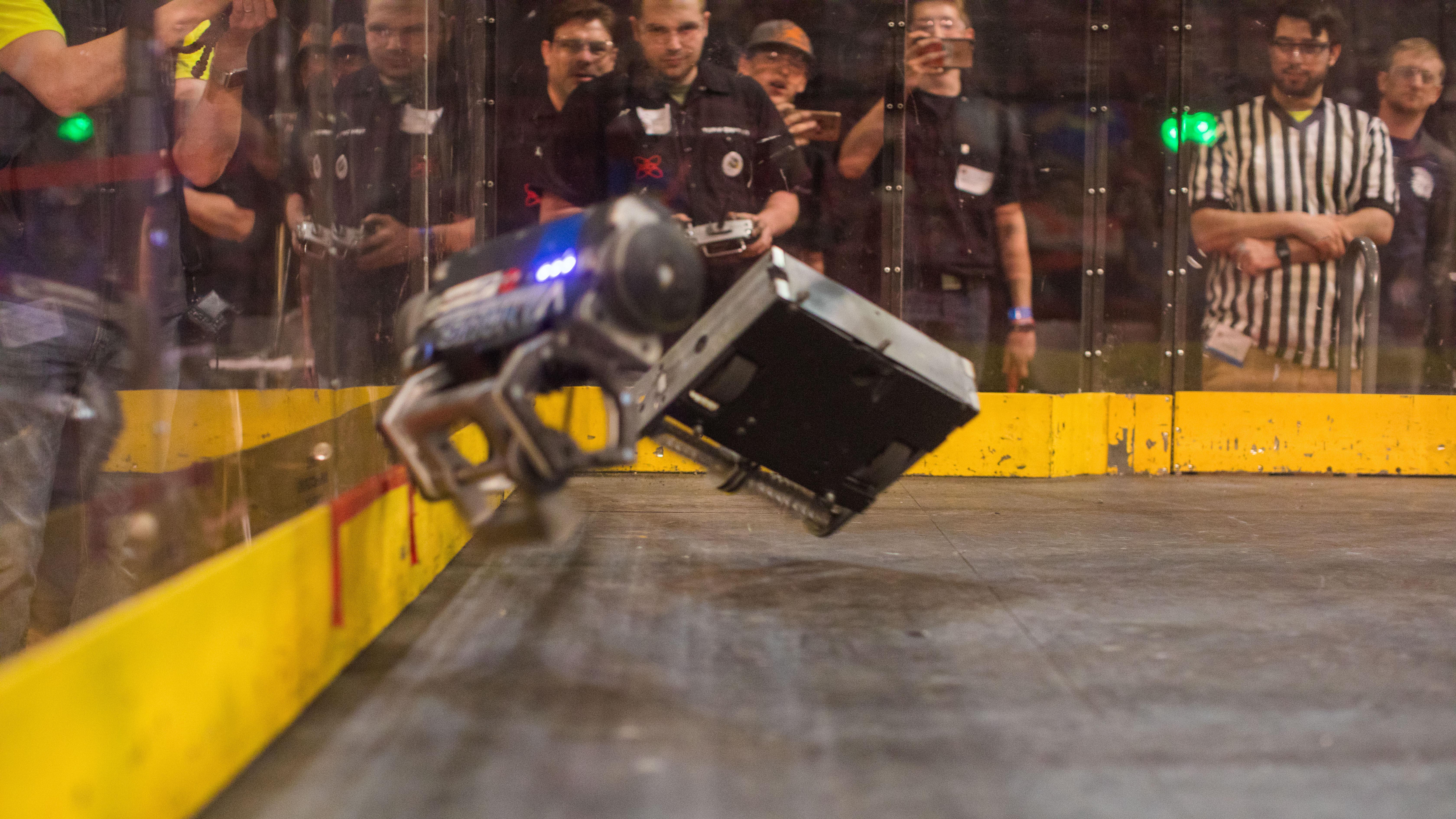 robots battle