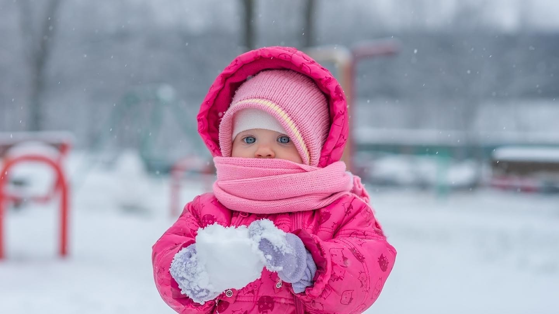 warm kid