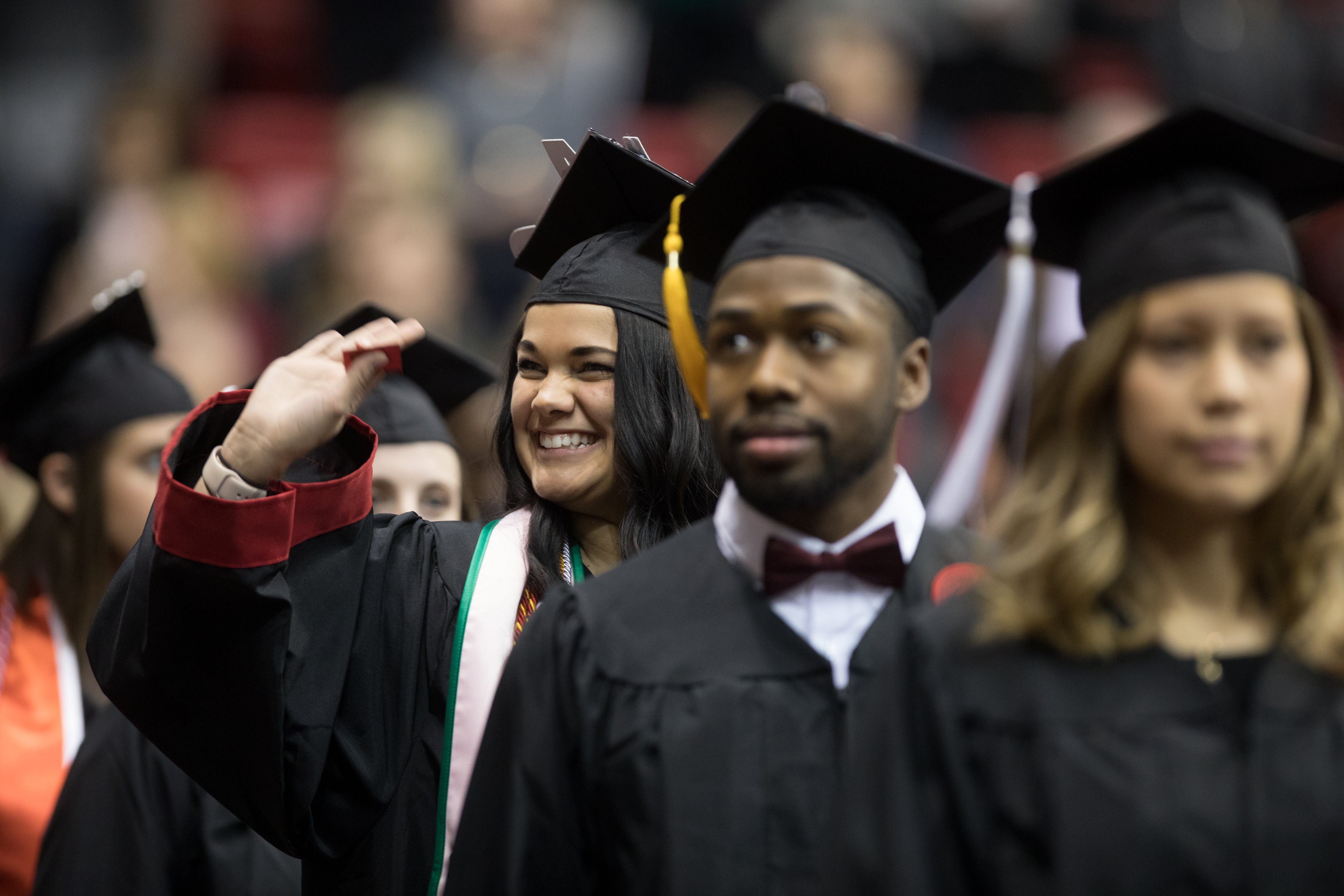 View Photos from Commencement