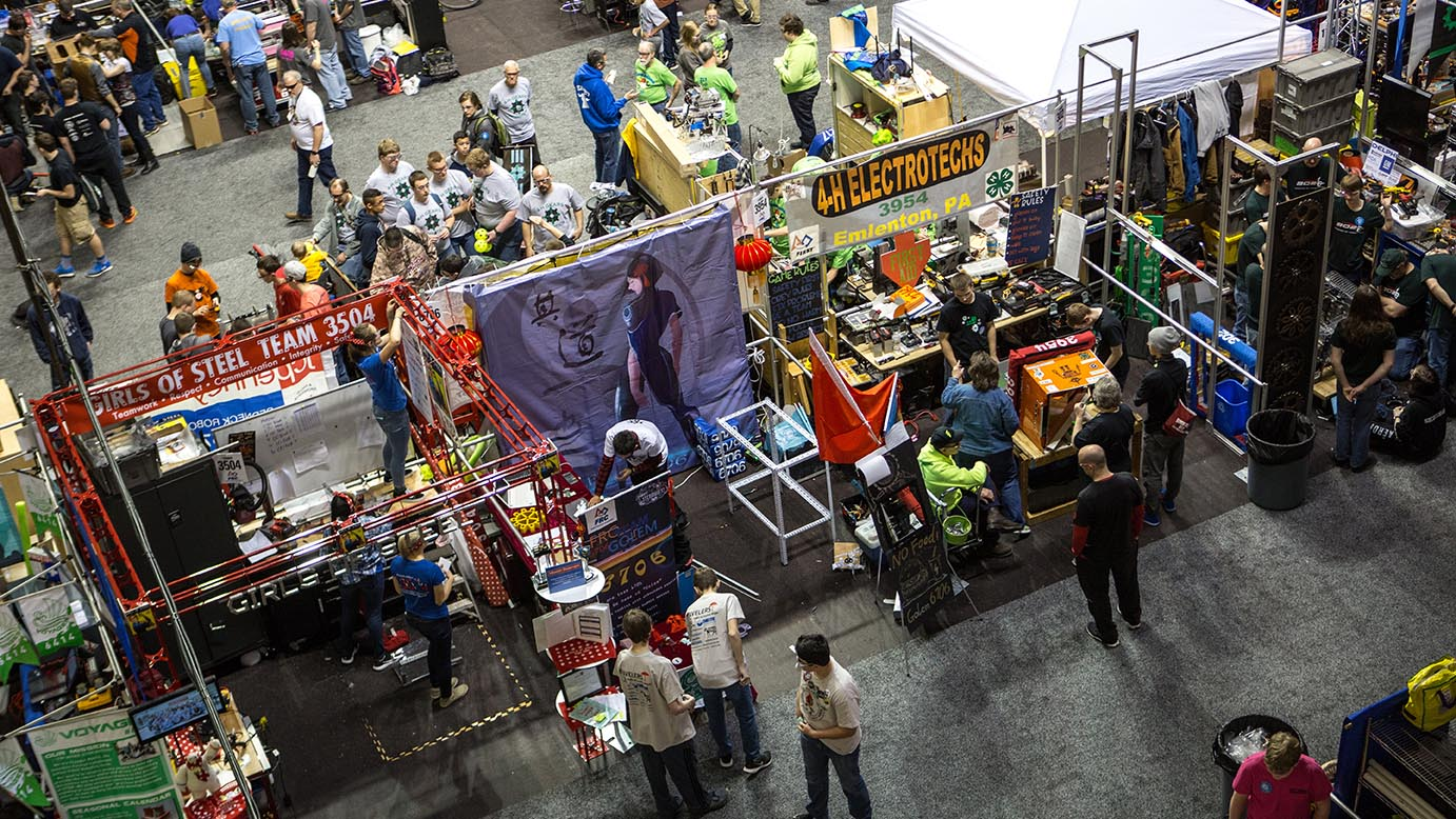 robotics events